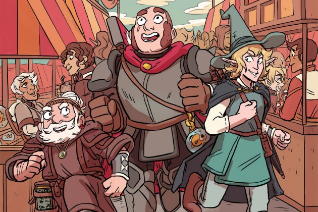 on the adventure zone fandom and the pitfalls of black and white