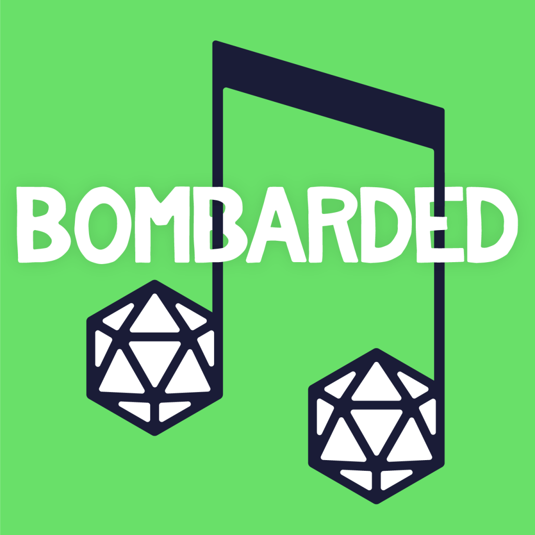 """BomBARDed"""" A Hilarious Mix of Actual Play and Actual Music"""