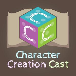 CharacterCreationCast Full Sized Logo