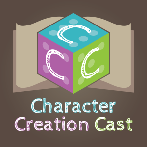 CharacterCreationCast Full Sized Logo