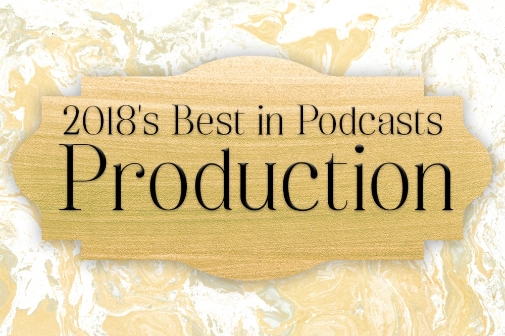 best of 2018 production